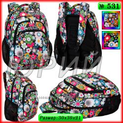 Школьный рюкзак Dolly 531.