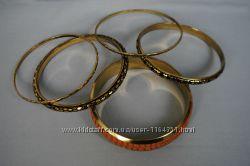 Новая бижутерия серьги, кольца, браслеты, броши