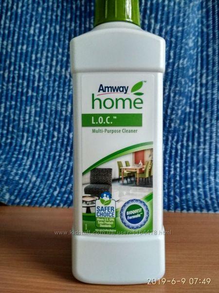Акция Amway Loc мультифункциональное чистящее средство жидкое мыло