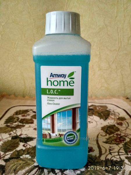 Вся продукция Amway Loc чистящее средство для стекол дешево скидки