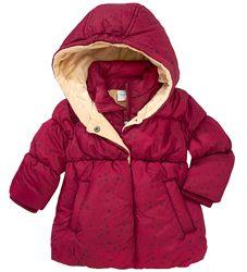Зимняя куртка для девочки Topolino Германия Размер 116, 122 оригинал
