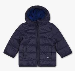Детская куртка для мальчика до года C&A Baby Club Германия Размер 80 синяя