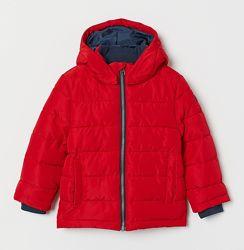 Демисезонная куртка для мальчика 6-7 лет H&M Швеция Размер 122 Оригинал
