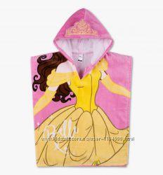 Качественное пляжное полотенце пончо от C&A Disney Германия 45х45см