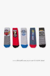 Набор качественных носков на мальчика от C&A Размер 24-26 Цена за набор