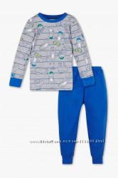 Детская пижама для мальчика C&A Palomino Германия Размер 128 Оригинал