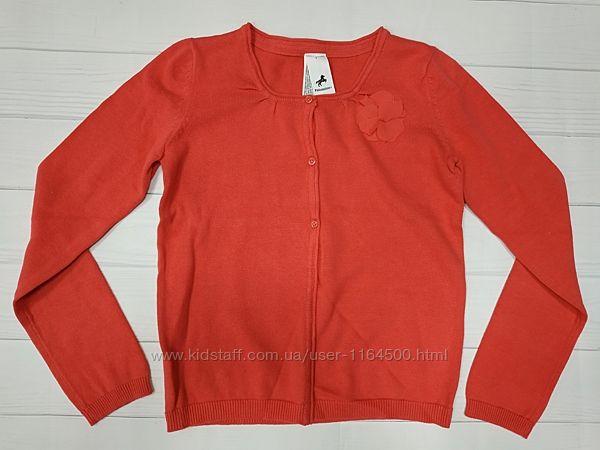 Детский кардиган для девочки C&A Palomino Германия Размер 140 оригинал