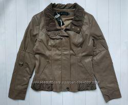 Женская куртка кожзам весна-осень Размер 42, 44