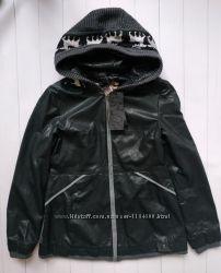 Женская куртка кожзам весна-осень Размер L, XL