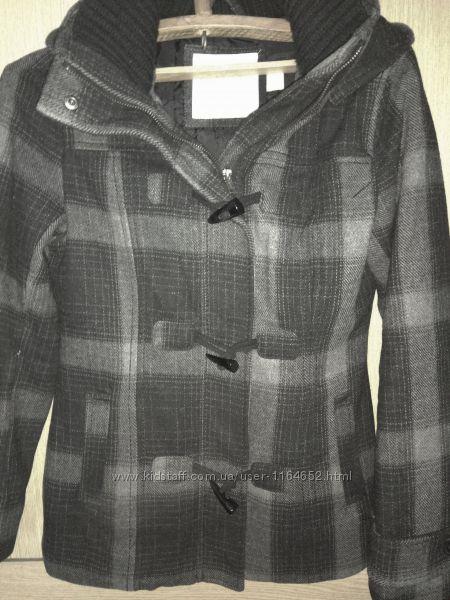 Куртка-полупальто демисезонное