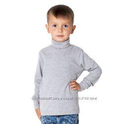 ШколаСтильные свитера-гольфы для мальчиков. 104, 110, 116. Тонкие и с начес