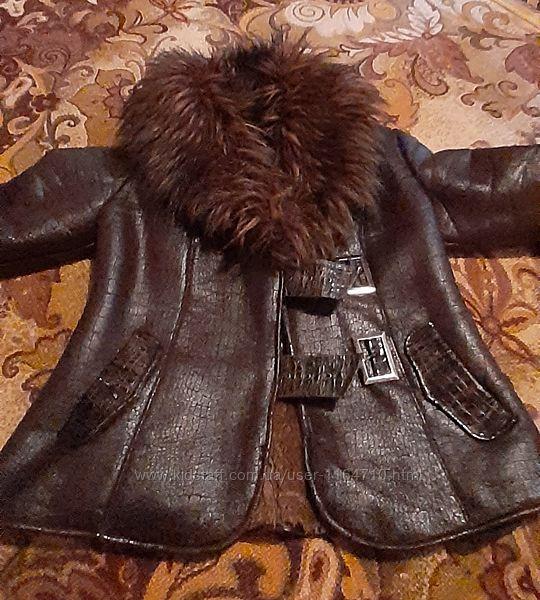 Дубльонка куртка