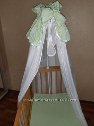 Детская кроватка из дерева KlupsRadekПольша