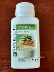 Для суставов NUTRILITE Глюкозамин с экстрактом босвеллии