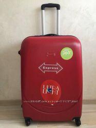 Большой чемодан поликарбонат Gravitt 755030 см Самовывоз