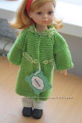 Пальто для куклы 32 см Paola Reina Паола Рейна