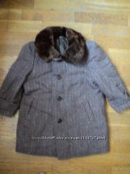 Пальто зимнее для мальчика