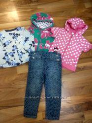 Красивая одежда на малышку 2-3 года