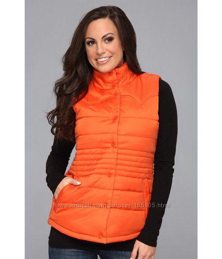 Жилетка Roper Solid Nylon Quilted Vest