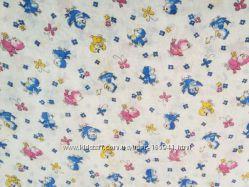 Ткань для пеленок и детских постелей