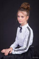 Блуза 26-9011-1  тм Zironka р 122-164 2019 .