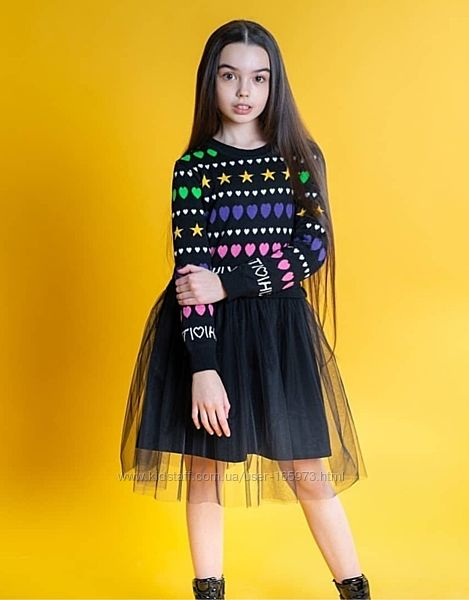 Платья, костюмы, свитера р 110-158 .