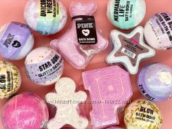 Бомбочка для ванны Victorias secret Pink bath bomb
