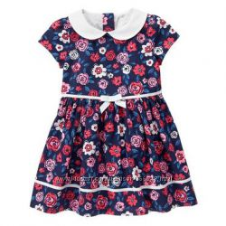 Платье Gymboree 6-12 месяцев.