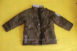 Теплая куртка , р. 3-4 года