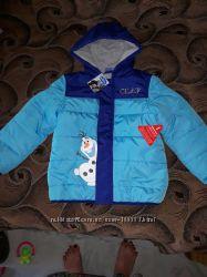 Куртка демисезонная Disney