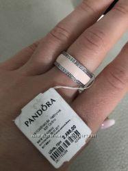 Кольцо Pandora , оригинал 54размер Пандоры