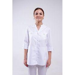 Медицинский топ блуза пиджак