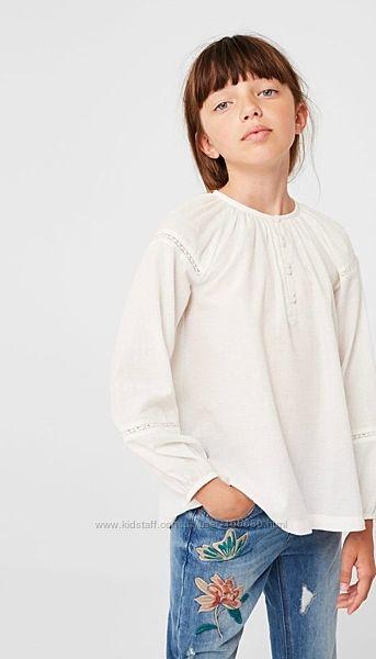 В наличии новые классные блузы Mango и Reserved