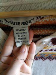 Свитер sweater project