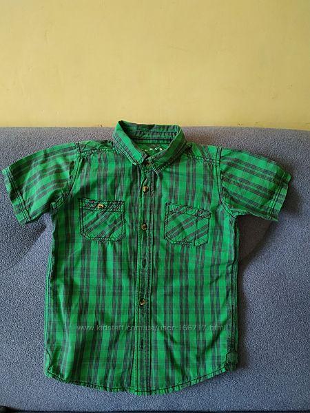 Сорочки з коротким рукавом на 7-8 років