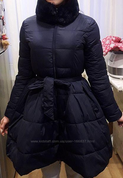 Куртка зимняя размер S-М