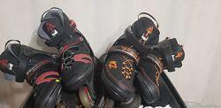 Роликовые коньки K2 Softboot