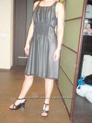 Шикарное платье шифон Monica Ricci р. S- М-L