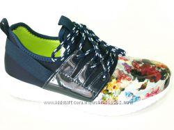 Кроссовки для девочки B&G 37, 38 р-р