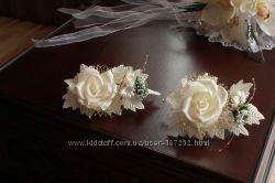 Красивые бутоньерки , гостевые цветочки