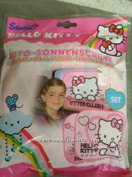Автошторка Hello Kitty,  шторка от солнца