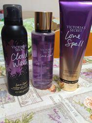 Гель пенка для душа Victoria&acutes Secret