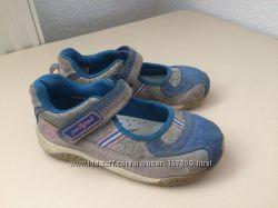 замшеві мокасини, відкриті туфельки Pediped 29 р.