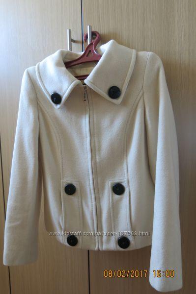коротке кашемірове пальто Bella Bicchi, Італія