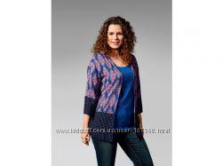 Женская легкая накидка 2 цвета блуза жакет Esmara, Германия