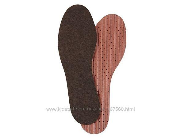 Стельки теплые зимние для обуви 40-41 Yourstep, Германия