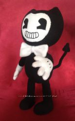 Текстильные куклы и мультгерои