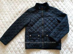 Куртка демисезонная стеганная H&M на 10 11 лет 146см. Оригинал