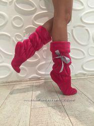 Теплые сапожки-согреют ваши ножки