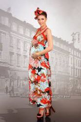 Супер красивый сарафан для беременных